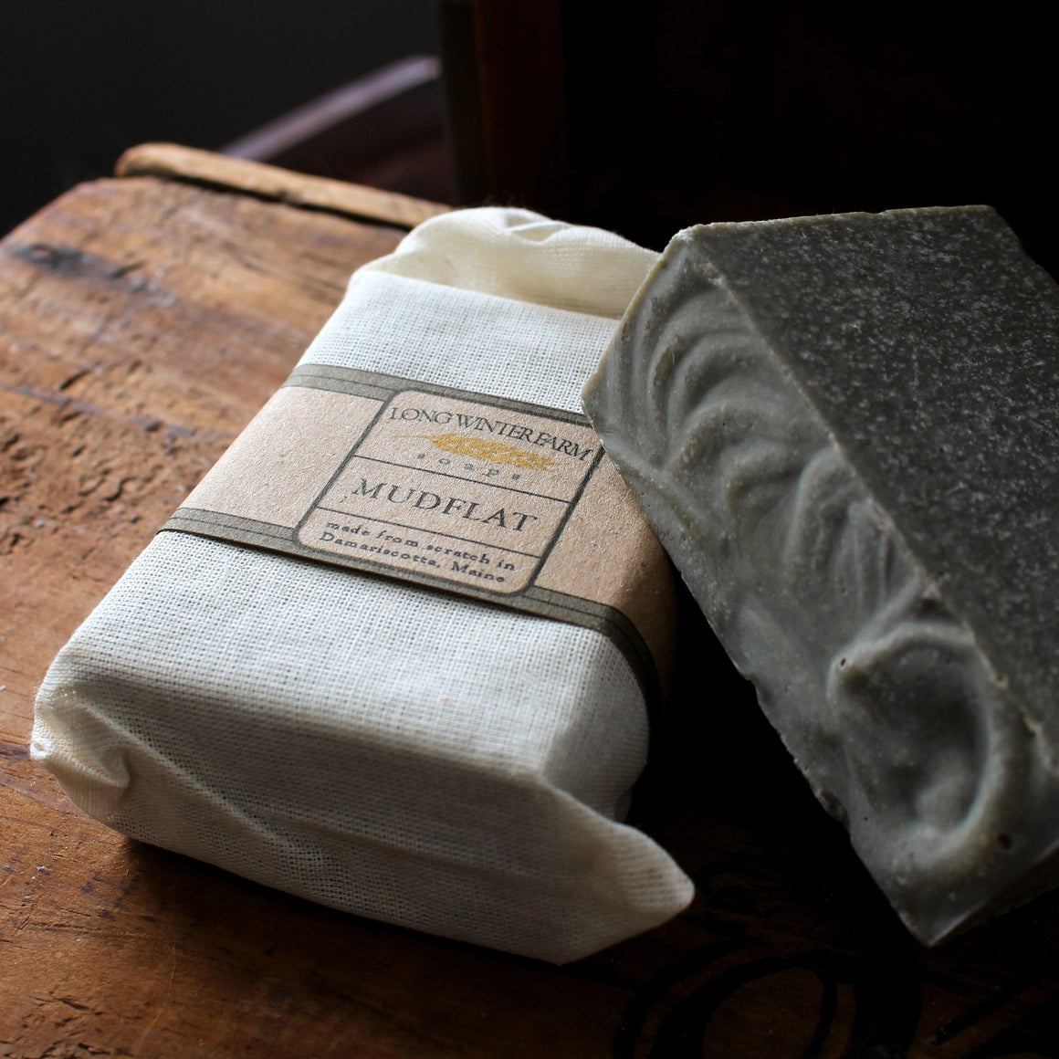 Mudflat Cold Process Sea Salt Soap