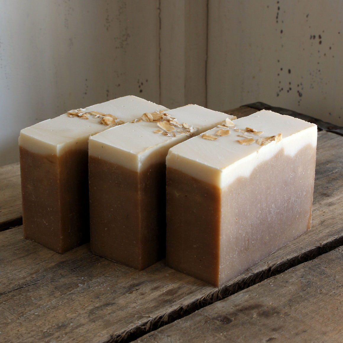 Oatmeal Stout Cold Process Soap
