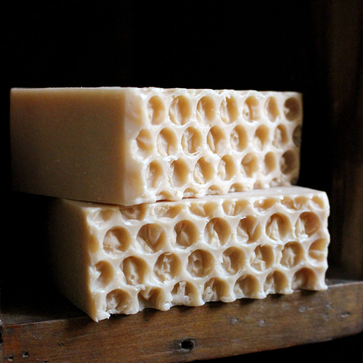 Oatmeal, Milk, & Honey Goat Milk Cold Process Soap