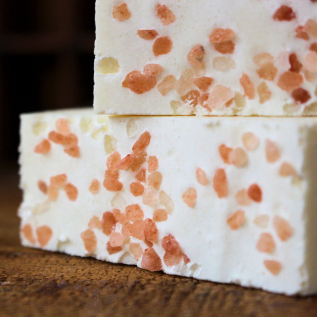 Salty Dog Cold Process Sea Salt Soap