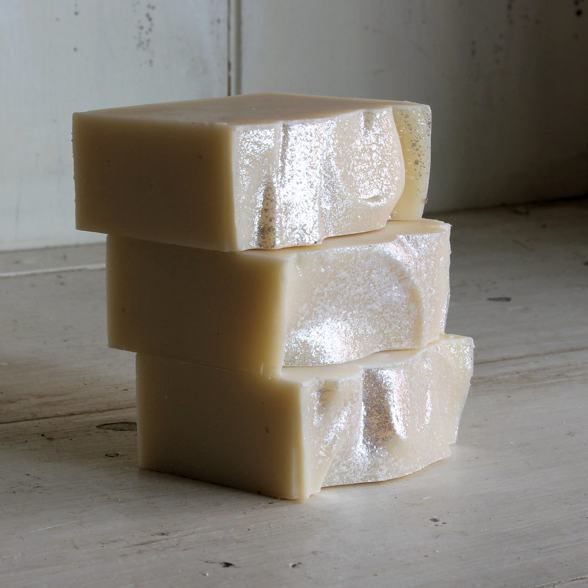 Snow Day Cold Process Soap