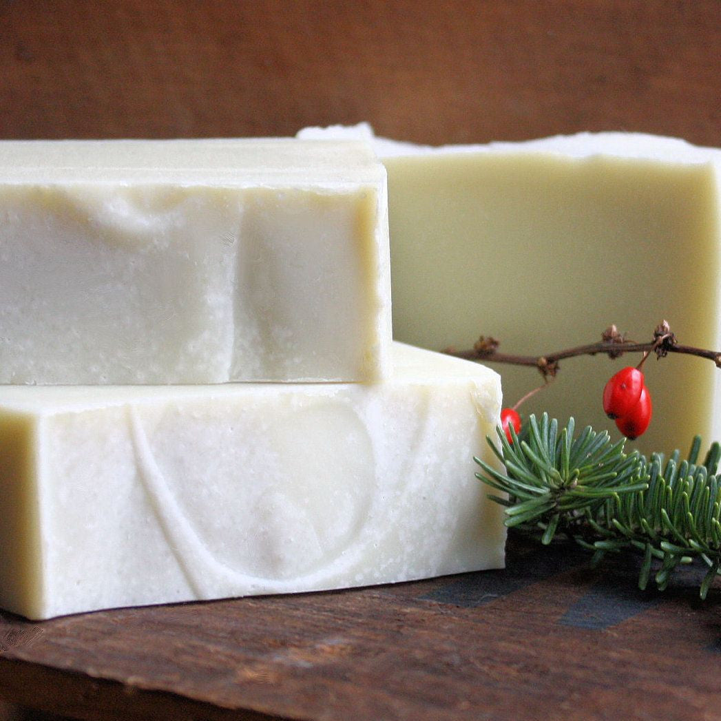Snowberry Cold Process Soap