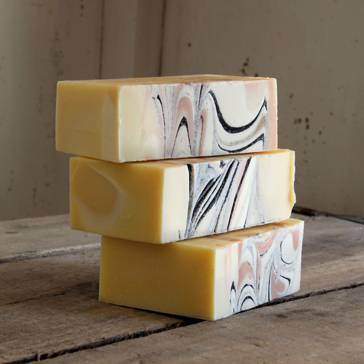 Tea & Oranges Cold Process Soap