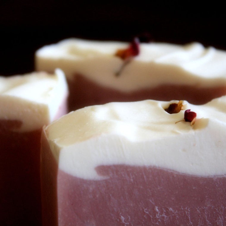Turkish Delight Cold Process Soap