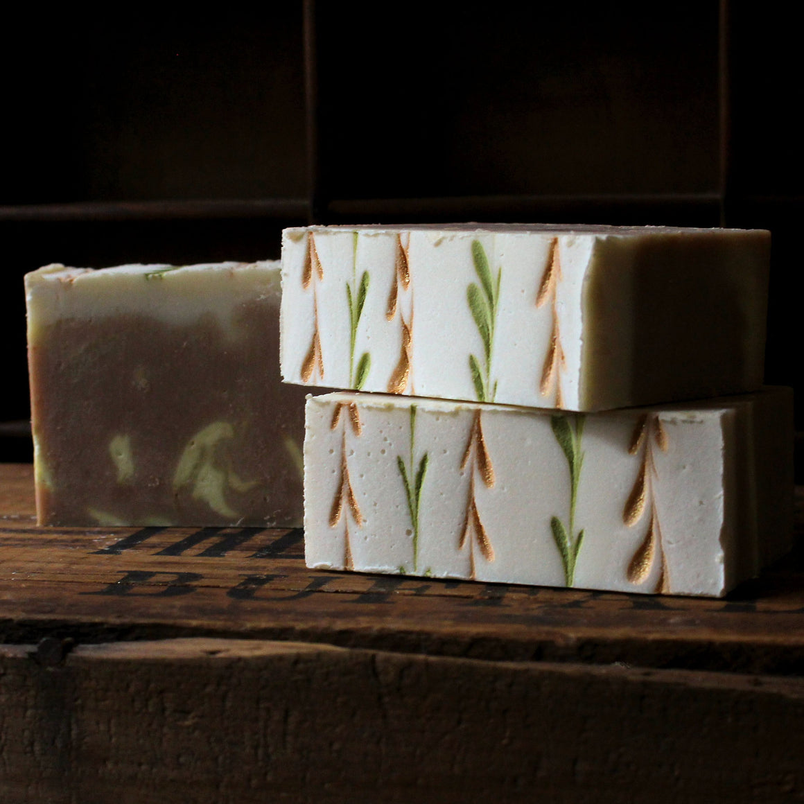Vanilla Bergamot Cold Process Soap