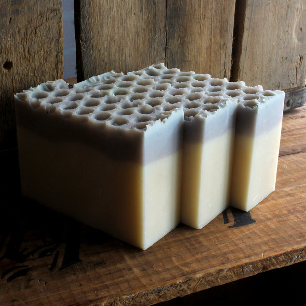Lavender Honey Cold Process Soap