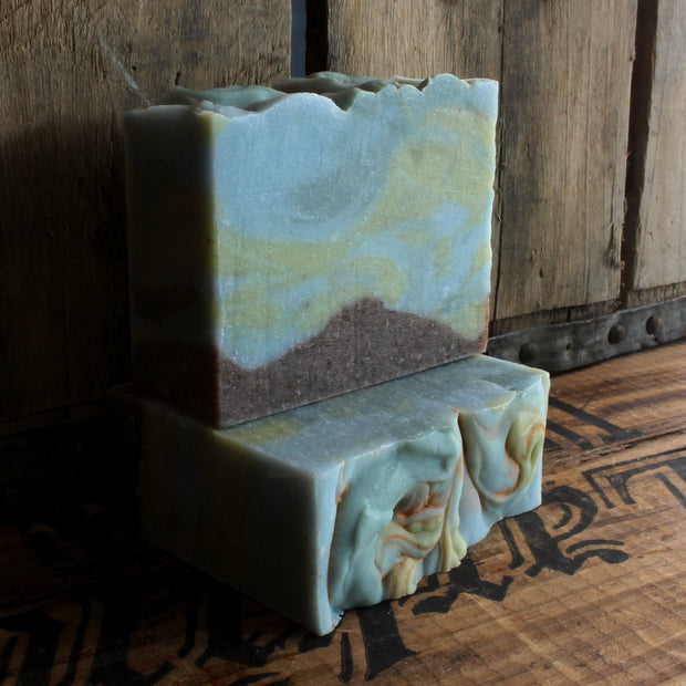 Victory Garden Cold Process Soap