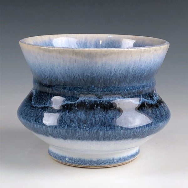 Tea Bowl, Grandma's Blue