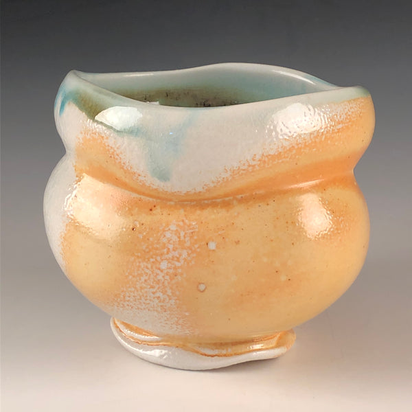 Soda Fired Tea Bowl