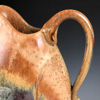 Tan Ash Pitcher Large