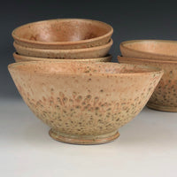 Tan Ash Cereal Bowl