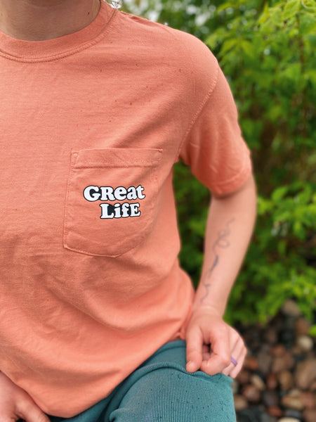 Go-To Pocket T