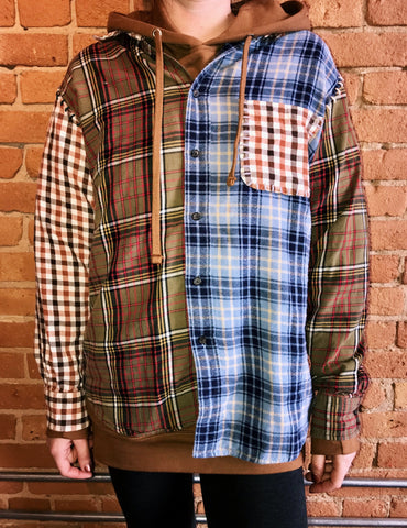 Reconstructed Flannel