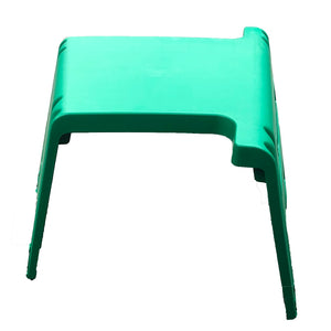 Kin-der-Link Stacking Stool / Desk