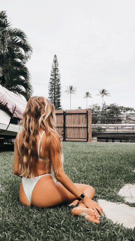 coconut cream island filter from instagram best selfies with bikinis on oahu