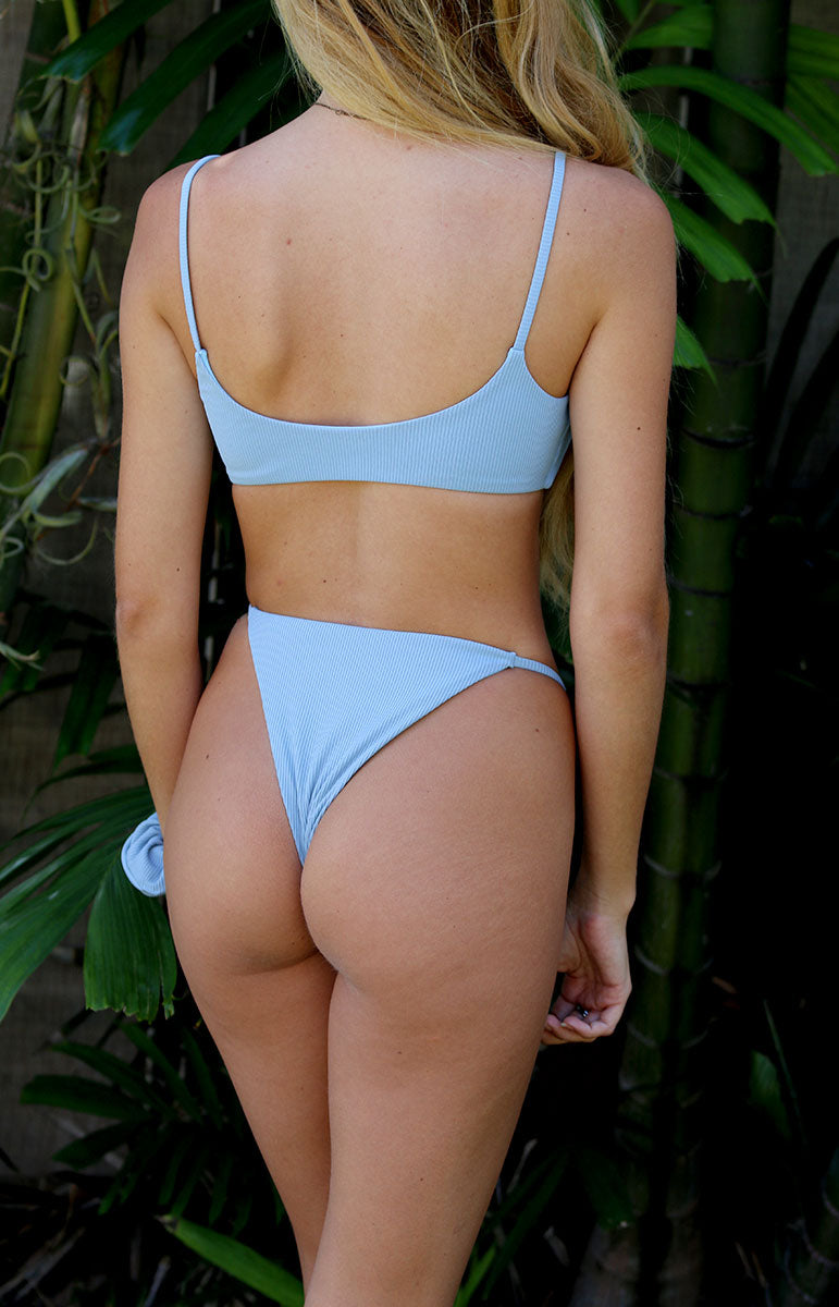 Tai swim co alana bottom in rain from eco friendly hawaii based bikini brand tai swim co
