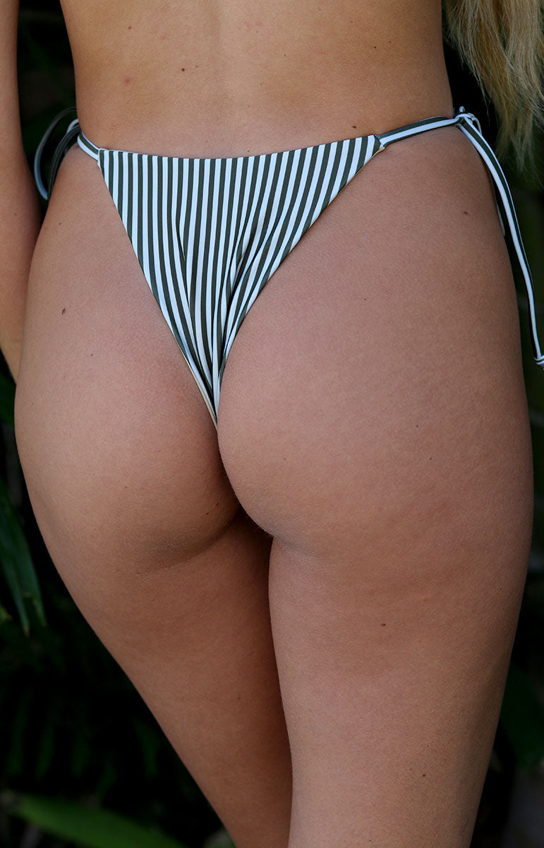 super cheeky thong vintage striped bikini lauryn bottoms tai swim co