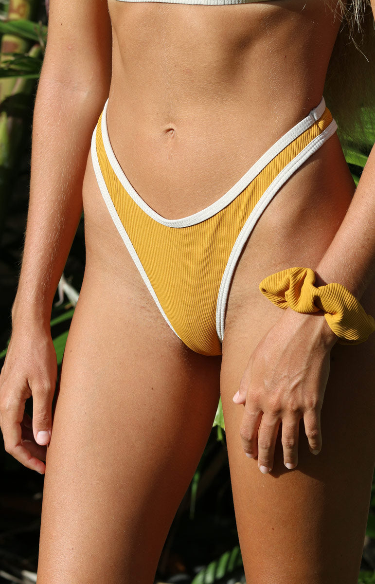sporty ribbed bikini eco friendly swimwear tai swim co hawaii