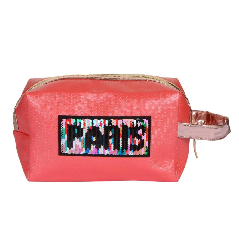 Cosmetic Bag / Toiletries/  Make up Pouch