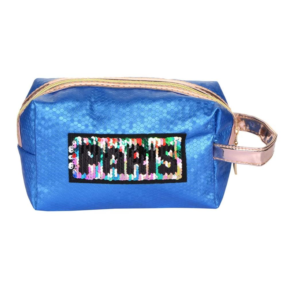 Designer Cosmetic Bag Toiletries Make up Pouch