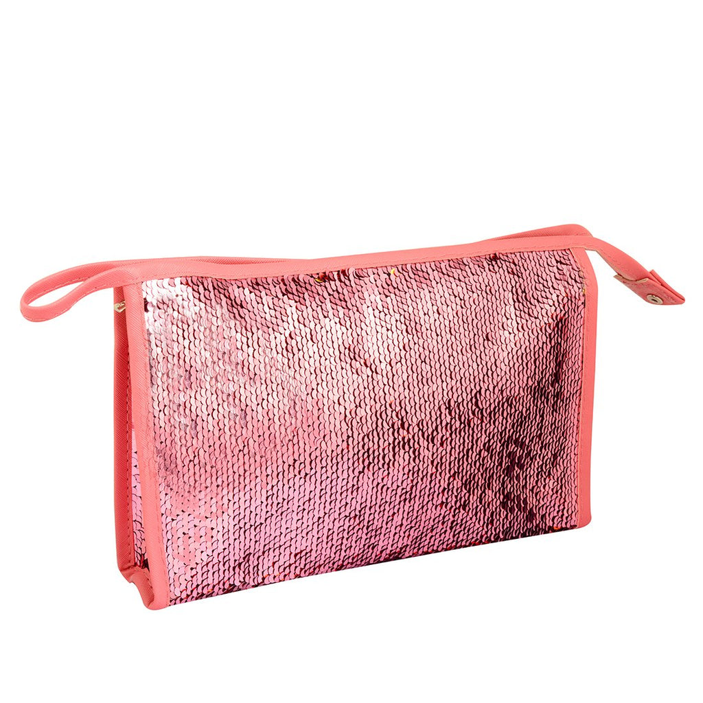 Magic Sequins Color Changing Makeup Bag