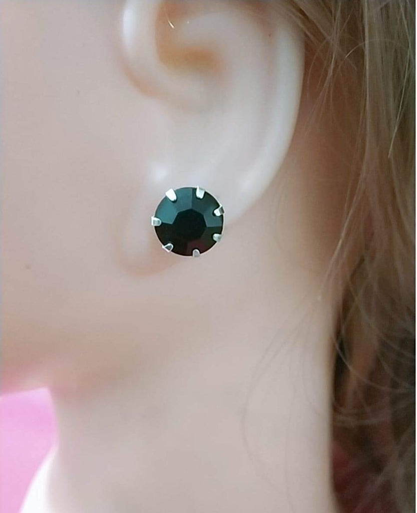 Combo Earrings Pair Of 9 Stud Earrings