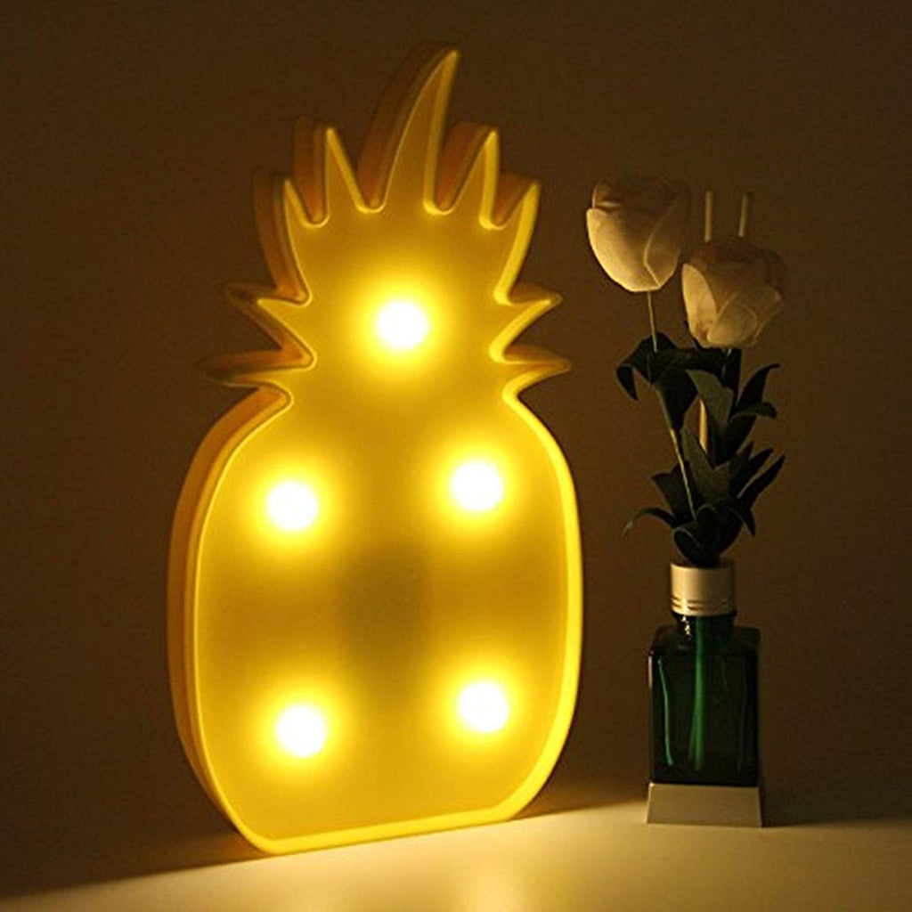 Pineapple LED Night Lamp Bedroom Light Home Decoration