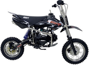107cc SR110SEMI Dirt Bike