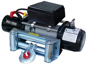 12000 LB Capacity 12V Electric Winch