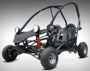 125cc Apache Go Kart - Fully Automatic w/ Reverse