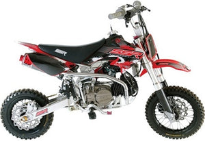 "125cc Dirt Bike SR125X3 Pro 12"" Dirt Bike - 2005 Model"