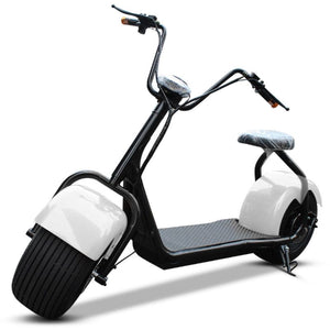 2000W Electric 60V E-Mod Wide Fat Tire Scooter Ebike Design Like CityCoco Bike