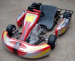200cc Racing Go Kart Road Rat Racer TAG