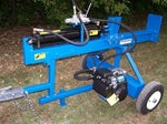 Brand New 20 Ton Horizontal / Vertical Log Splitter