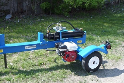 Brand New 20 Ton Horizontal Log Splitter