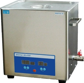 Brand New Heated 25 Liter Ultrasonic Cleaner w/ Digital Controller