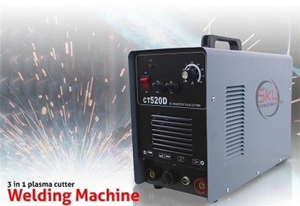Brand New 3 in 1 Plasma Cutter Welding Machine