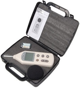 High Quality 30 - 130 dB Digital Decibel Sound Level Meter