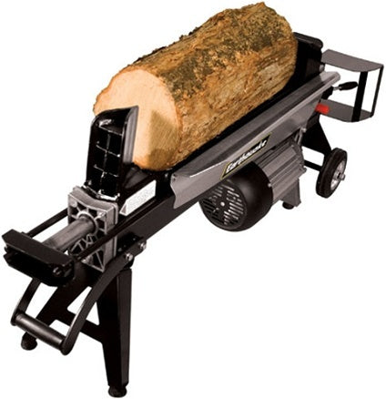 Brand New Compact Electric 5 Ton Log Splitter