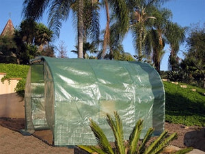 High Quality Portable Green House 6' Tall x 7' Wide x 10' Long with UV Resistant Cover & Nylon Mesh
