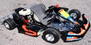 84cc Kids Racing Kart Road Rat Racer XK Go Kart