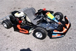 84cc Race Go Cart