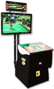 Power Putt Pedestal Arcade 1