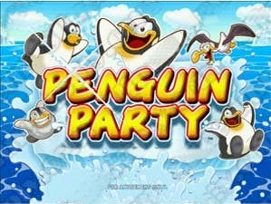 Penguin Party by Astro