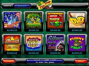 Nudge Tip Top Classic 8-in-1 Multi-Game