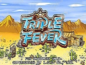 Triple Fever by IGS