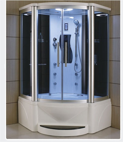 Zen Brand New Victoria - Jetted Tub and Steam Shower 48
