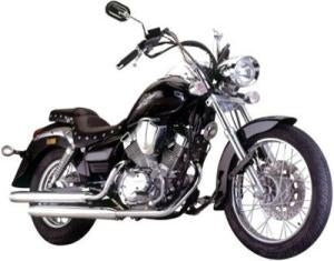 250cc V-Twin Inferno Elite