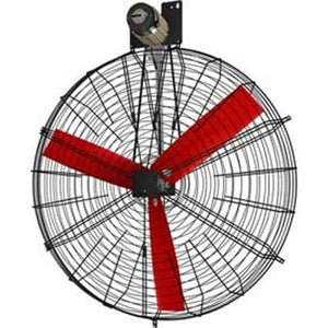 "50"" High Volume Misting Air Circulator with 230/460v Motor"