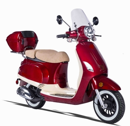 Amigo 150cc 4 Stroke Gas Moped Scooter - AVENZA 150cc - 2020 model